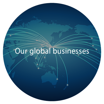 Our global businesses