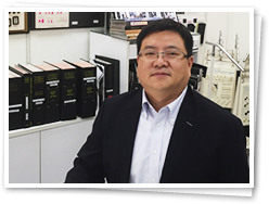 Shanghai Sankei Trading Co., Ltd. Sheng Zhou, General Manager, Purchasing and Logistics Department