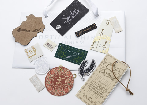 Labels and packaging